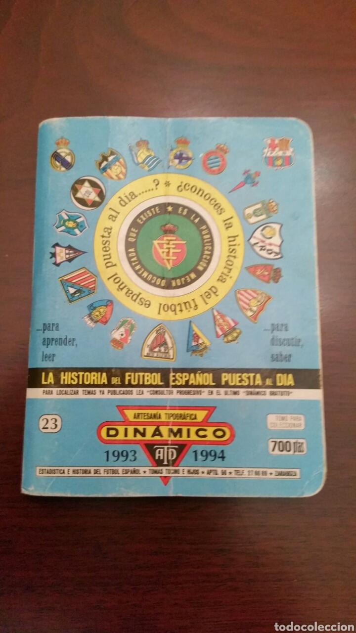 LA HISTORIA DEL FÚTBOL ESPAÑOL PUESTA AL DÍA. 1993 / 1994 (Coleccionismo Deportivo - Libros de Fútbol)