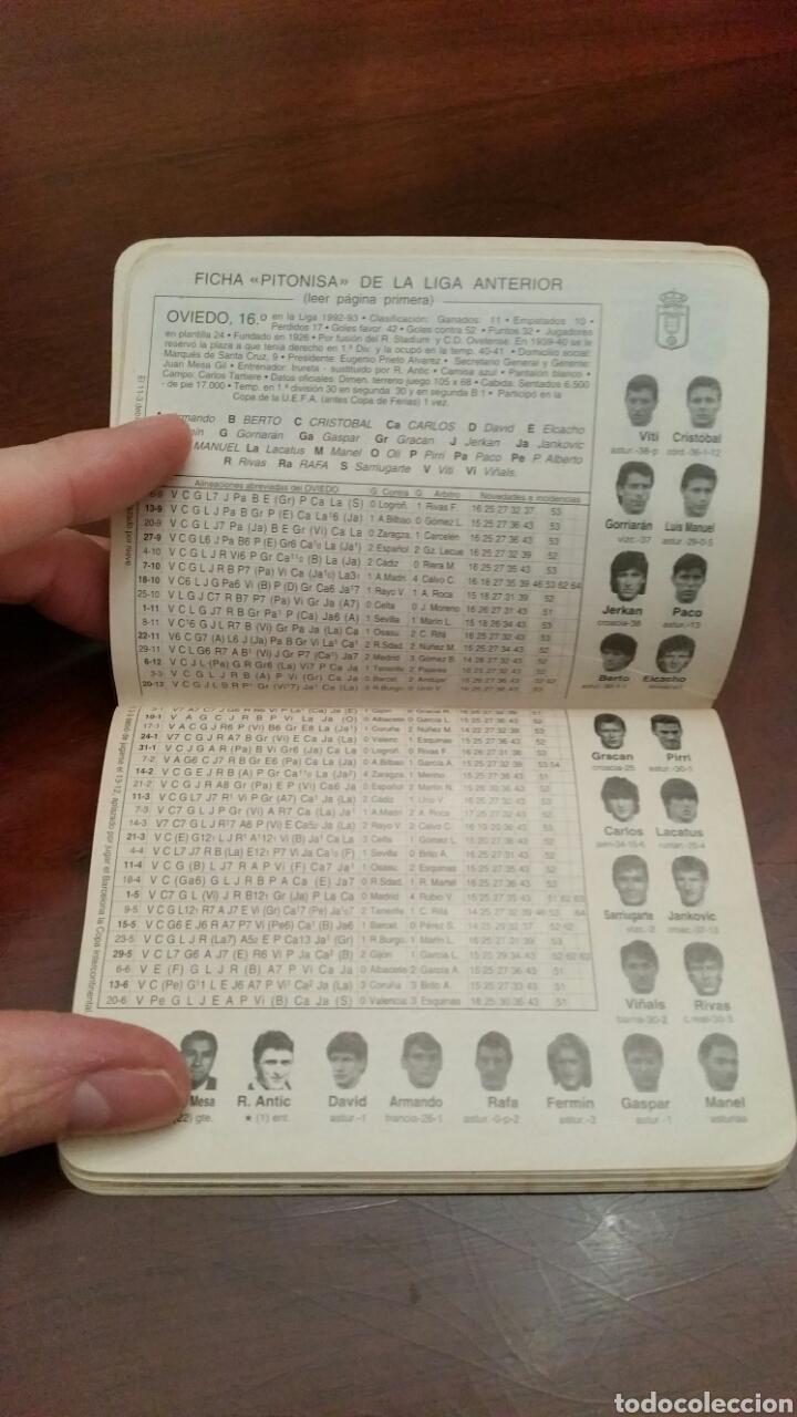 Coleccionismo deportivo: La Historia del Fútbol Español Puesta al Día. 1993 / 1994 - Foto 3 - 74969962