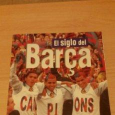 Coleccionismo deportivo: FC BARCELONA 100 AÑOS EN IMAGENES. Lote 75543259