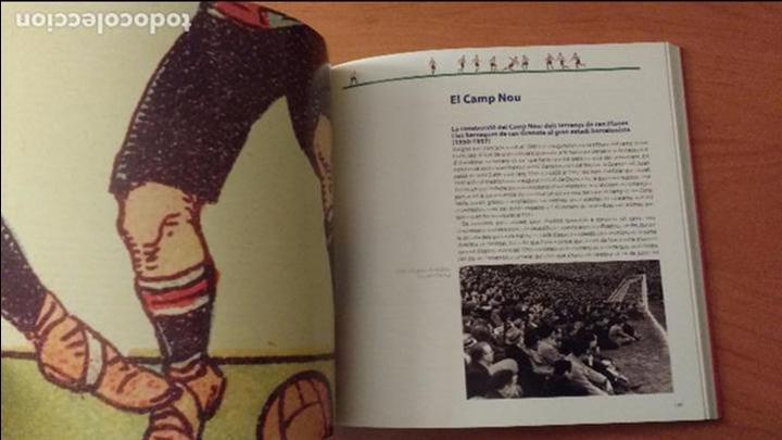 Coleccionismo deportivo: LIBRO LES CORTS I EL BARÇA 85 anys d'història compartida- ESTADIO BARCELONA - FUTBOL - EN CATALAN - Foto 3 - 53488992