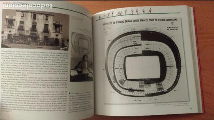 Coleccionismo deportivo: LIBRO LES CORTS I EL BARÇA 85 anys d'història compartida- ESTADIO BARCELONA - FUTBOL - EN CATALAN - Foto 5 - 53488992