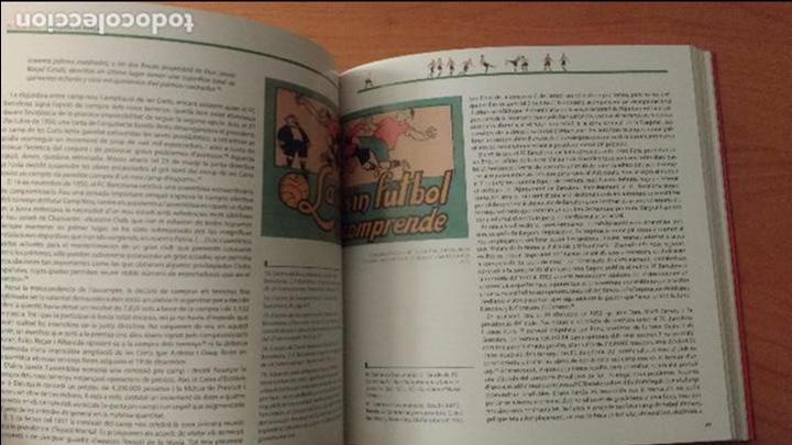 Coleccionismo deportivo: LIBRO LES CORTS I EL BARÇA 85 anys d'història compartida- ESTADIO BARCELONA - FUTBOL - EN CATALAN - Foto 6 - 53488992