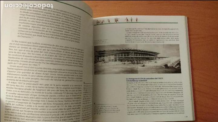 Coleccionismo deportivo: LIBRO LES CORTS I EL BARÇA 85 anys d'història compartida- ESTADIO BARCELONA - FUTBOL - EN CATALAN - Foto 7 - 53488992