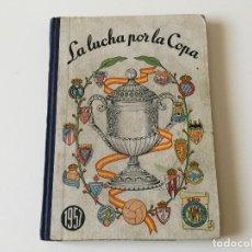 Coleccionismo deportivo: DINAMICO ZARAGOZA 1957 LA LUCHA POR LA COPA ... ZKR. Lote 76954853