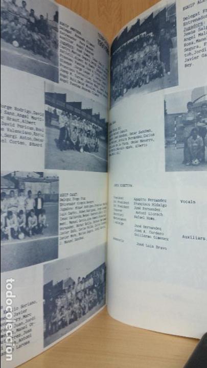 Coleccionismo deportivo: LIBRO E HISTORIA CLUB ESPORTIU MONOPOL 1928-1992 - Foto 4 - 78023789