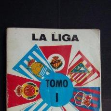 Coleccionismo deportivo: HISTORIA DE LA LIGA - TOMO I (316 PÁGINAS) - AÑOS 1928 AL 1943 - IBÉRICO EUROPEA DE EDICIONES -1974-. Lote 78435357