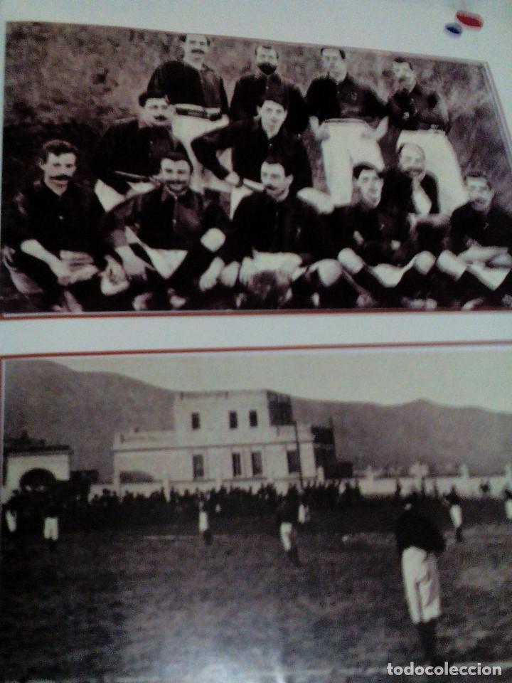 Coleccionismo deportivo: C3___libro ___El LIBRO DE ORO DEL BARÇA,1899/1995_ mide 31x23x3cm/tiene 247 paginas - Foto 5 - 78688769