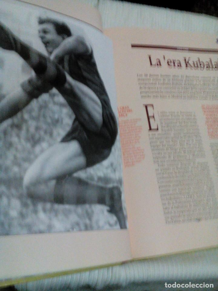 Coleccionismo deportivo: C3___libro ___El LIBRO DE ORO DEL BARÇA,1899/1995_ mide 31x23x3cm/tiene 247 paginas - Foto 10 - 78688769