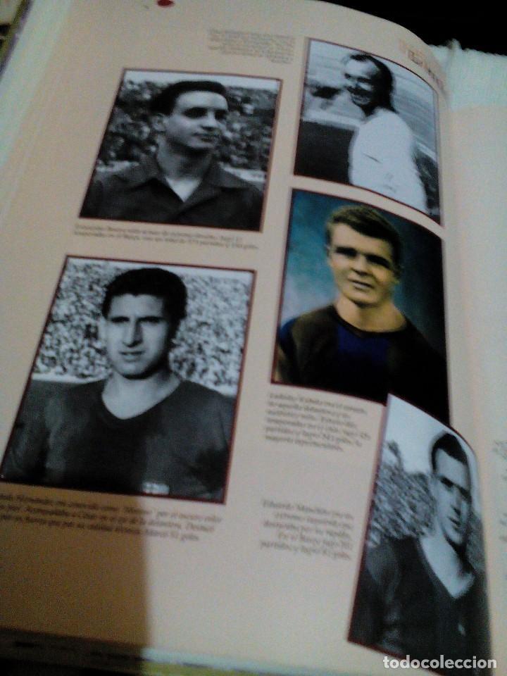 Coleccionismo deportivo: C3___libro ___El LIBRO DE ORO DEL BARÇA,1899/1995_ mide 31x23x3cm/tiene 247 paginas - Foto 13 - 78688769