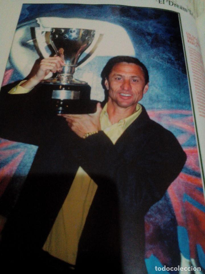 Coleccionismo deportivo: C3___libro ___El LIBRO DE ORO DEL BARÇA,1899/1995_ mide 31x23x3cm/tiene 247 paginas - Foto 19 - 78688769