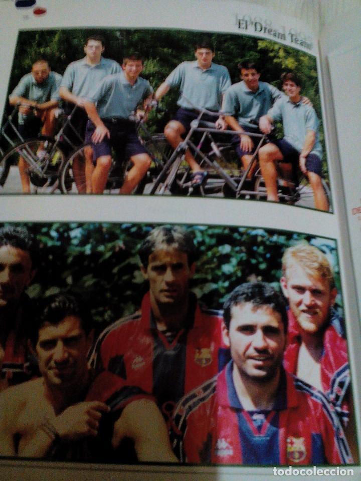 Coleccionismo deportivo: C3___libro ___El LIBRO DE ORO DEL BARÇA,1899/1995_ mide 31x23x3cm/tiene 247 paginas - Foto 20 - 78688769