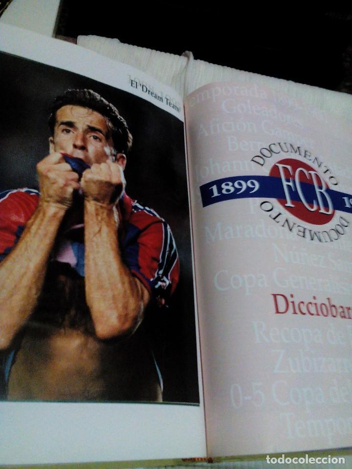Coleccionismo deportivo: C3___libro ___El LIBRO DE ORO DEL BARÇA,1899/1995_ mide 31x23x3cm/tiene 247 paginas - Foto 21 - 78688769
