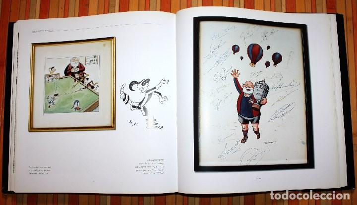 Coleccionismo deportivo: BARÇA CENTENARI D'EMOCIONS LLIBRE OFICIAL CENTENARI FUTBOL CLUB BARCELONA 1899 - 1999 DESCATALOGADO - Foto 7 - 147558981