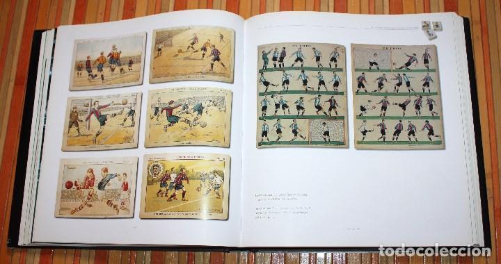 Coleccionismo deportivo: BARÇA CENTENARI D'EMOCIONS LLIBRE OFICIAL CENTENARI FUTBOL CLUB BARCELONA 1899 - 1999 DESCATALOGADO - Foto 11 - 147558981