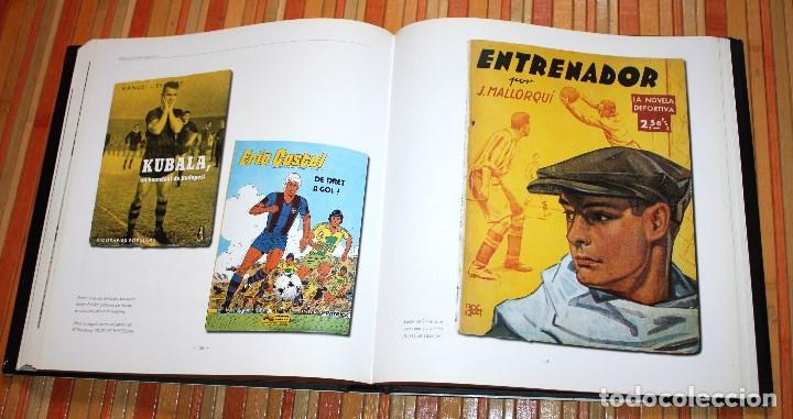 Coleccionismo deportivo: BARÇA CENTENARI D'EMOCIONS LLIBRE OFICIAL CENTENARI FUTBOL CLUB BARCELONA 1899 - 1999 DESCATALOGADO - Foto 13 - 147558981