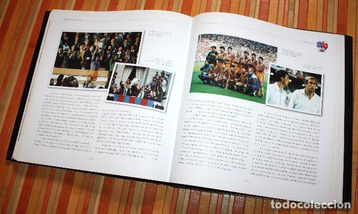 Coleccionismo deportivo: BARÇA CENTENARI D'EMOCIONS LLIBRE OFICIAL CENTENARI FUTBOL CLUB BARCELONA 1899 - 1999 DESCATALOGADO - Foto 14 - 147558981