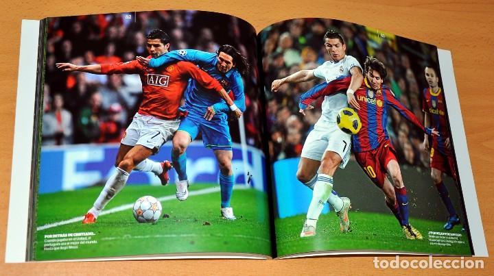 Coleccionismo deportivo: LIBRO DE FOTOGRAFÍAS: LEO MESSI - EL MEJOR - Edita: LA CAIXA / EL PERIÓDICO - 1ª EDICIÓN, enero 2013 - Foto 2 - 79328517