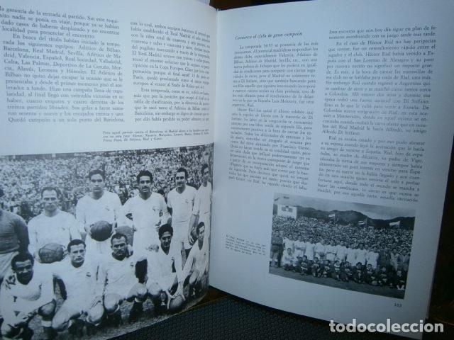 Coleccionismo deportivo: Muniaín, José Luis: 5000 goles blancos. Historia del Real Madrid y su tiempo - Foto 3 - 80148241