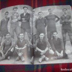 Coleccionismo deportivo: R. S. ALFONSO XIII . LA CARA OCULTA DEL REAL CD MALLORCA (1916-1931). JUAN C. PASAMONTES. 2010.. Lote 155354854
