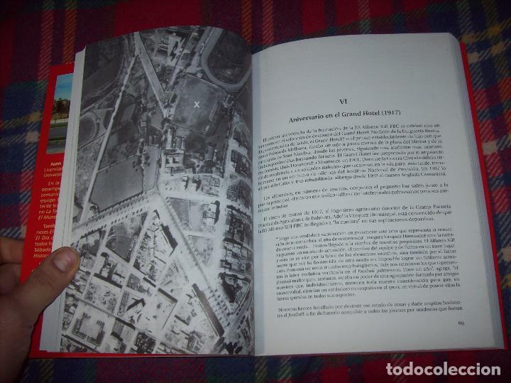 Coleccionismo deportivo: R. S. ALFONSO XIII . LA CARA OCULTA DEL REAL CD MALLORCA (1916-1931). JUAN C. PASAMONTES. 2010. - Foto 5 - 155354854