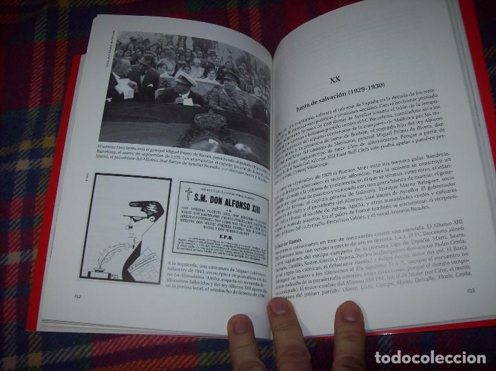 Coleccionismo deportivo: R. S. ALFONSO XIII . LA CARA OCULTA DEL REAL CD MALLORCA (1916-1931). JUAN C. PASAMONTES. 2010. - Foto 11 - 155354854