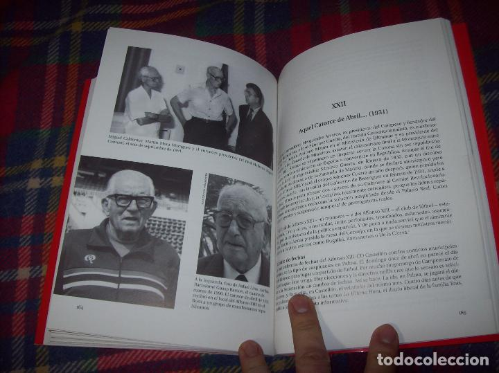 Coleccionismo deportivo: R. S. ALFONSO XIII . LA CARA OCULTA DEL REAL CD MALLORCA (1916-1931). JUAN C. PASAMONTES. 2010. - Foto 12 - 223646276