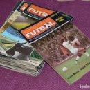 Coleccionismo deportivo: ENORME LOTE DE 64 FASCICULOS DE ENCICLOPEDIA DEL FUTBOL - 1973 - EDITORIAL GERAN - MIRA LAS FOTOS. Lote 82074076