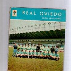 Coleccionismo deportivo: REAL OVIEDO RICARDO VÁZQUEZ-PRADA. Lote 82363788