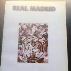 Coleccionismo deportivo: REAL MADRID MEMORIA 1996-97 ****118 PAGINAS A TODO COLOR***NUEVA. Lote 43232596