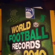 Coleccionismo deportivo - Libro Futbol especial WORLD FOOTBALL RECORD 2010 --RefSaMuMeEs5 - 84535292