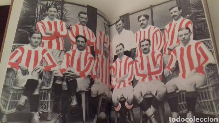 Coleccionismo deportivo: HISTORIA DEL ATHLETIC CLUB DE BILBAO 1969 Gran Enciclopedia Vasca Retama Editor Grandes del Futbol - Foto 4 - 85564135