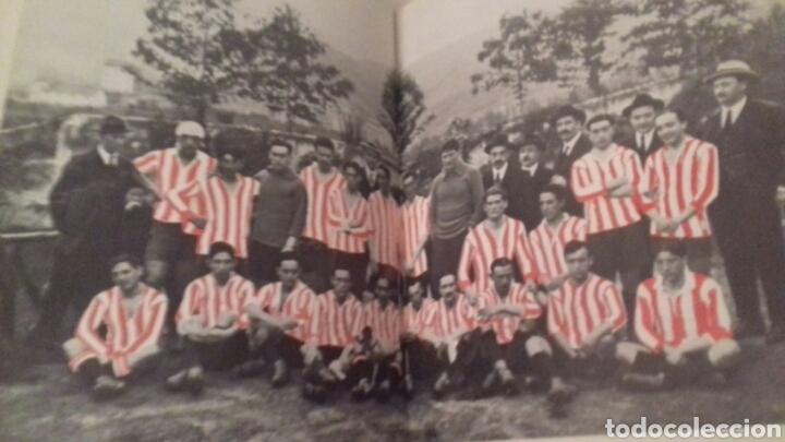 Coleccionismo deportivo: HISTORIA DEL ATHLETIC CLUB DE BILBAO 1969 Gran Enciclopedia Vasca Retama Editor Grandes del Futbol - Foto 5 - 85564135