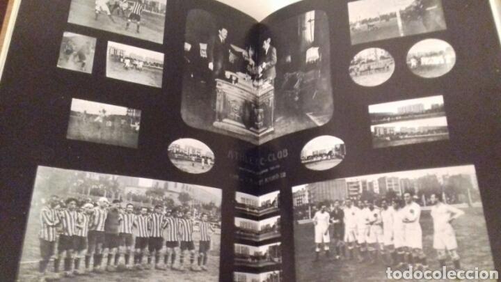 Coleccionismo deportivo: HISTORIA DEL ATHLETIC CLUB DE BILBAO 1969 Gran Enciclopedia Vasca Retama Editor Grandes del Futbol - Foto 9 - 85564135