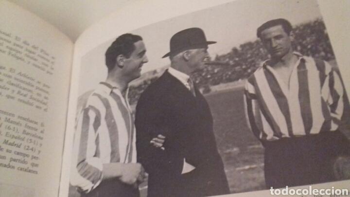 Coleccionismo deportivo: HISTORIA DEL ATHLETIC CLUB DE BILBAO 1969 Gran Enciclopedia Vasca Retama Editor Grandes del Futbol - Foto 12 - 85564135