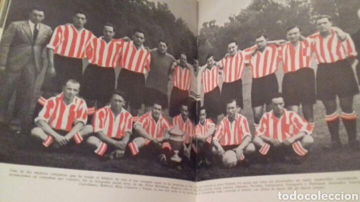 Coleccionismo deportivo: HISTORIA DEL ATHLETIC CLUB DE BILBAO 1969 Gran Enciclopedia Vasca Retama Editor Grandes del Futbol - Foto 13 - 85564135