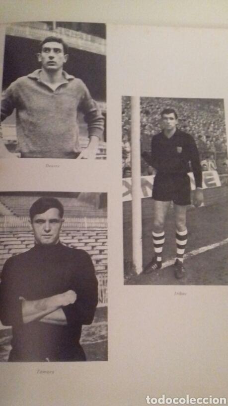 Coleccionismo deportivo: HISTORIA DEL ATHLETIC CLUB DE BILBAO 1969 Gran Enciclopedia Vasca Retama Editor Grandes del Futbol - Foto 16 - 85564135