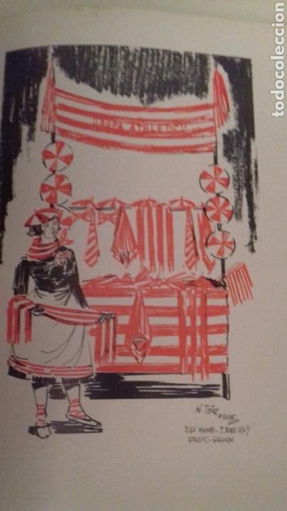 Coleccionismo deportivo: HISTORIA DEL ATHLETIC CLUB DE BILBAO 1969 Gran Enciclopedia Vasca Retama Editor Grandes del Futbol - Foto 17 - 85564135