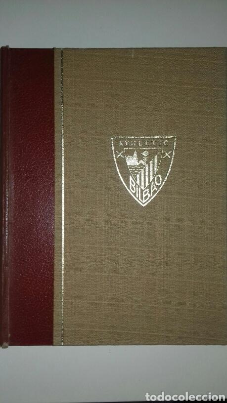 Coleccionismo deportivo: HISTORIA DEL ATHLETIC CLUB DE BILBAO 1969 Gran Enciclopedia Vasca Retama Editor Grandes del Futbol - Foto 22 - 85564135