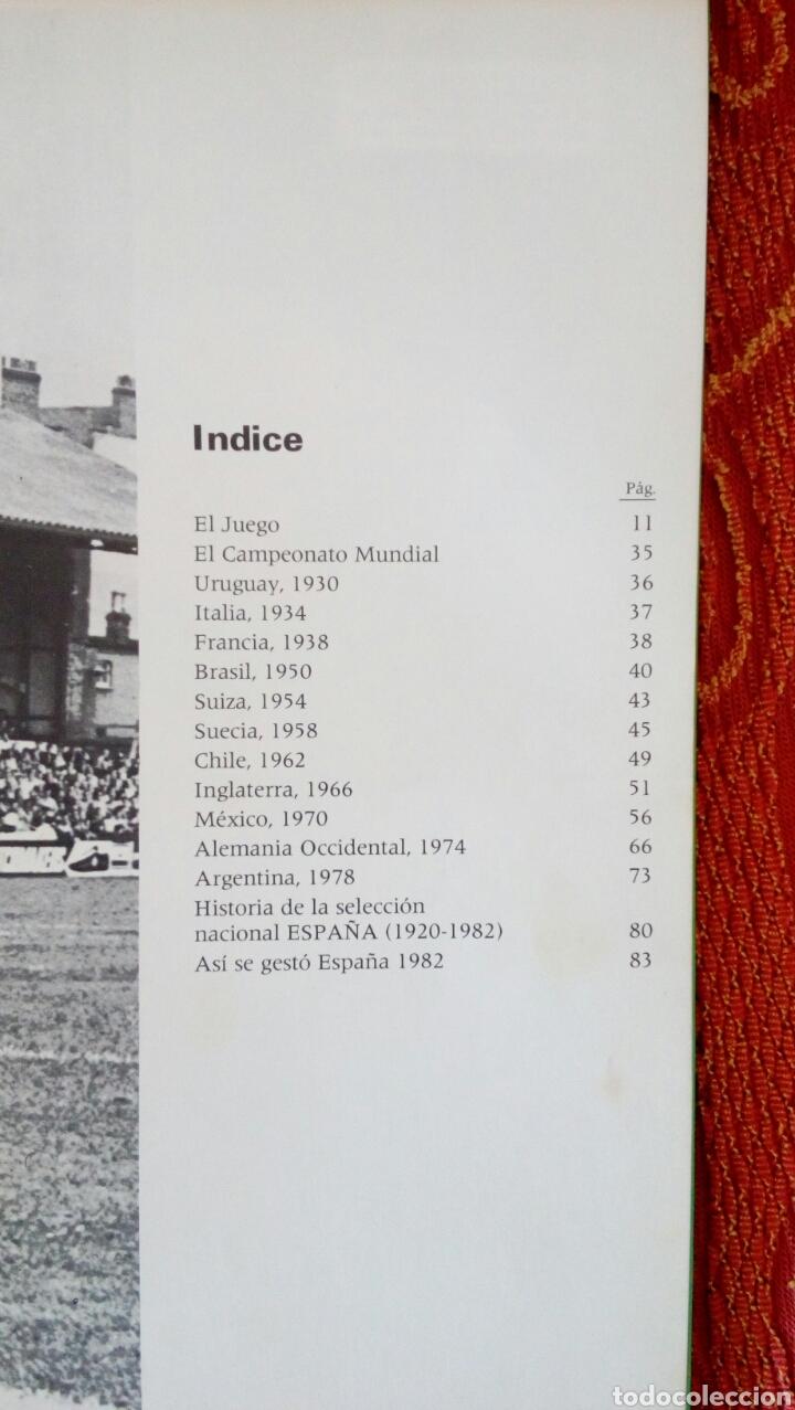 Coleccionismo deportivo: Campeonatos mundiales de fútbol de 1982 - Foto 5 - 85975600