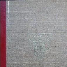 Coleccionismo deportivo: HISTORIA ATLETIC DE BILBAO MULTITUD DE FOTOS 1969. Lote 86940036