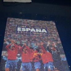 Coleccionismo deportivo: REVISTA CAPITULO 1 EL SEMANAL COPA DEL MUNDO DE FUTBOL USA 94 - CON CLEMENTE ESPAÑA A POR EL MUNDIA. Lote 89503688