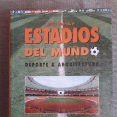 Coleccionismo deportivo: ESTADIOS DEL MUNDO / ANGELO SPAMPINATO / KLICZKOWSKI . Lote 90531260