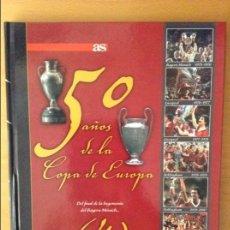 Coleccionismo deportivo: AS. 50 AÑOS DE COPA DE EUROPA. 1975 - 1982 VOLUMEN 4. Lote 90766705