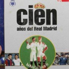 Coleccionismo deportivo: LIBRO CIEN AÑOS REAL MADRID N 7. Lote 92725645