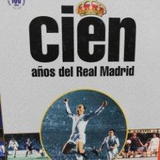 Coleccionismo deportivo: LIBRO 100 AÑOS DEL REAL MADRID TOMO N 1. Lote 92727210