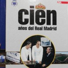 Coleccionismo deportivo: LIBRO 100 AÑOS DEL REAL MADRID TOMO N 8. Lote 92729495