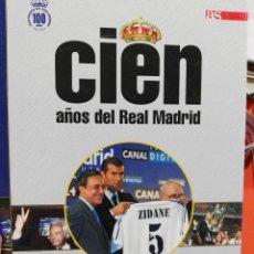 Coleccionismo deportivo: LIBRO REAL MADRID CIEN AÑOS TOMO N 9. Lote 92729920