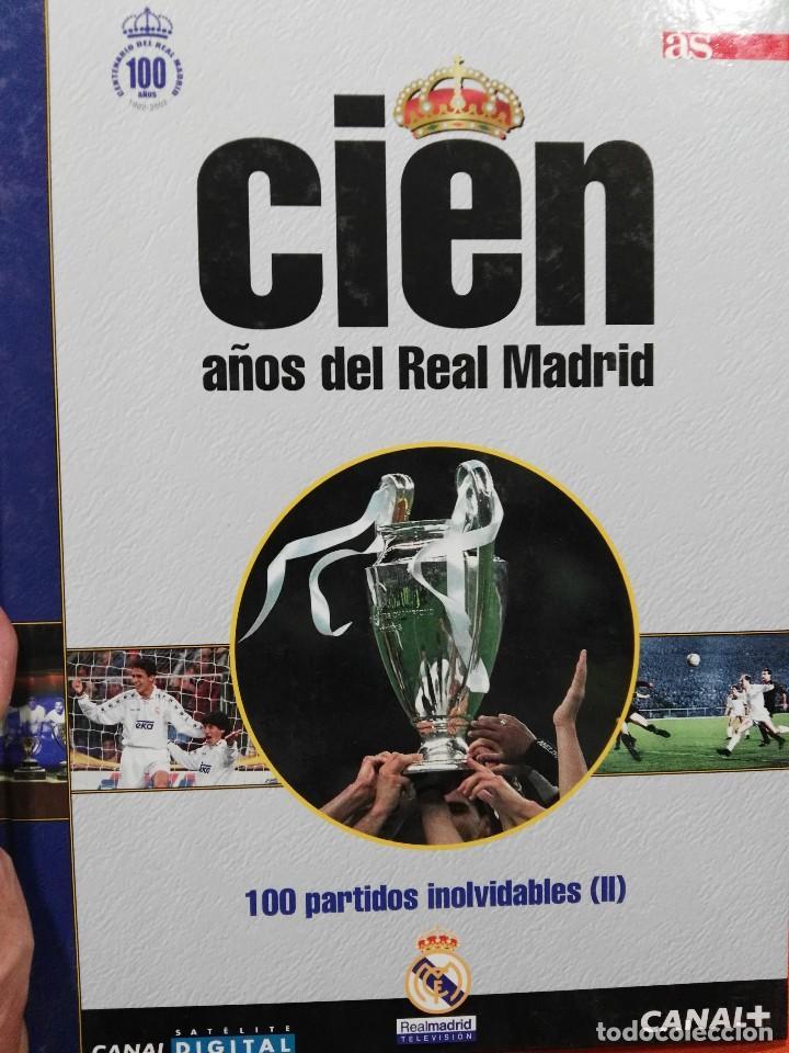LIBRO REAL MADRID CIEN AÑOS TOMO N 5 (Coleccionismo Deportivo - Libros de Fútbol)