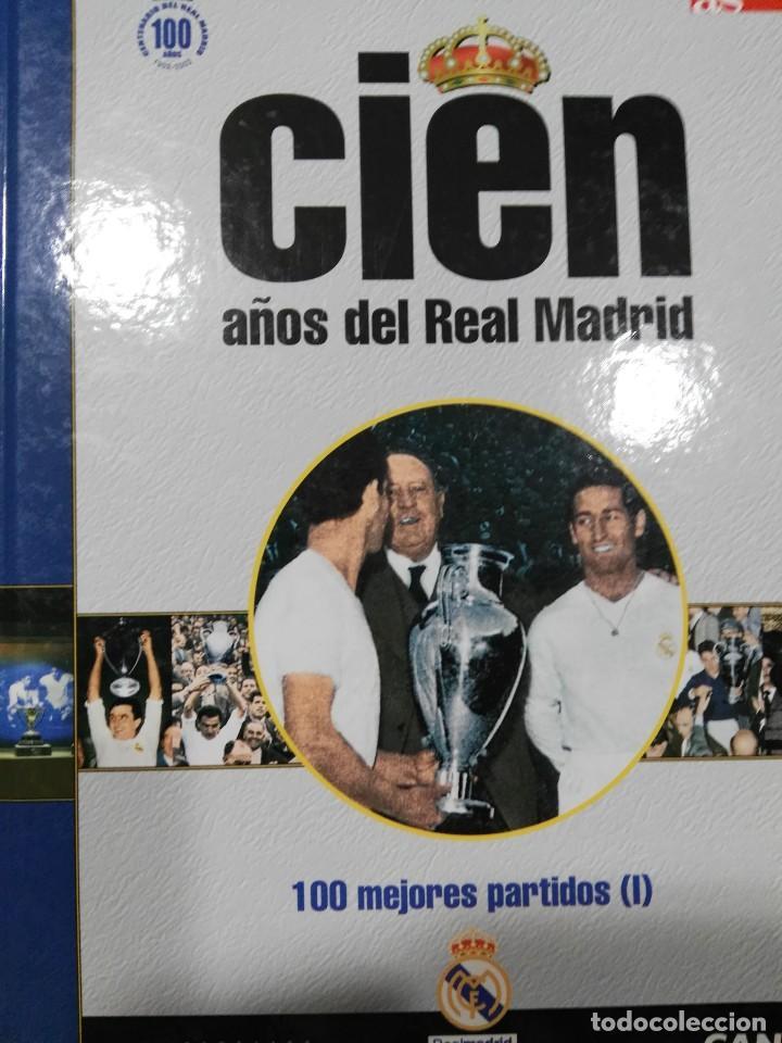 LIBRO REAL MADRID CIEN AÑOS TOMO N 4 (Coleccionismo Deportivo - Libros de Fútbol)