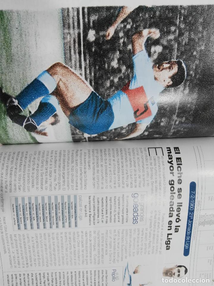 Coleccionismo deportivo: Libro real madrid cien años tomo n 4 - Foto 3 - 92893460